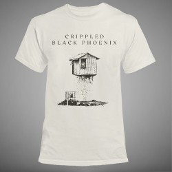 Crippled Black Phoenix - Levitating House - T-shirt (Men)
