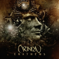 Cronian - Erathems - CD DIGIPAK