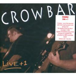 Crowbar - Live +1 - CD DIGIPAK
