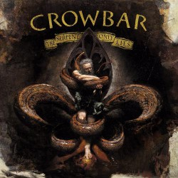 Crowbar - The Serpent Only Lies - LP GATEFOLD COLOURED + CD