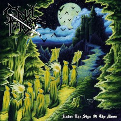 Cruel Force - Under The Sign Of The Moon - CD