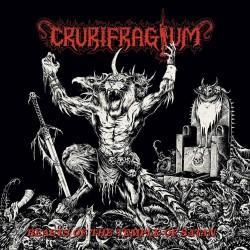 Crurifragium - Beasts Of The Temple Of Satan - LP