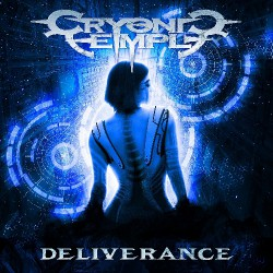 Cryonic Temple - Deliverance - CD DIGIPAK