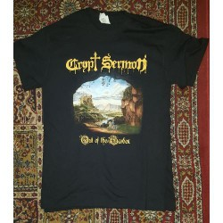 Crypt Sermon - Out Of The Garden - T-shirt