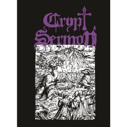 Crypt Sermon - Seven Heads On Ten Horns - T-shirt