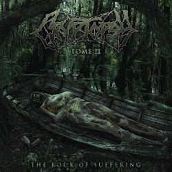 Cryptopsy - The Book Of Suffering Tome II - CD DIGIPAK