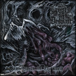 Crypts Of Despair - The Stench Of The Earth - CD