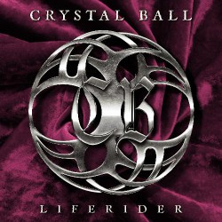 Crystal Ball - Liferider - CD DIGIPAK