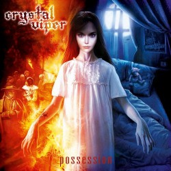 Crystal Viper - Possession LTD Edition - CD + Patch