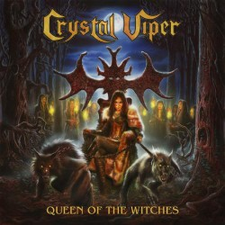 Crystal Viper - Queen of Witches - LP Gatefold