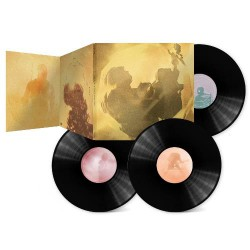 Cult Of Luna - Live At La Gaite Lyrique: Paris - 3LP GATEFOLD