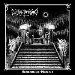 Cultus Profano - Sacramentum Obscurus - CD DIGIPAK