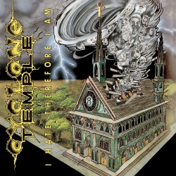 Cyclone Temple - I Hate Therefore I Am - LP Gatefold Coloured