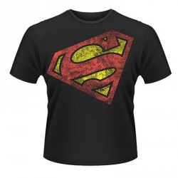 DC Originals - Superman Logo Colour Angled - T-shirt