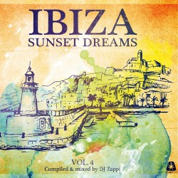 DJ Zappi - Ibiza Sunset Dreams Vol. 4 - 2CD DIGIPAK