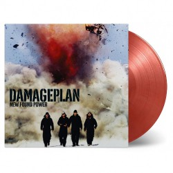 Damageplan - New Found Power - DOUBLE LP COLOURED