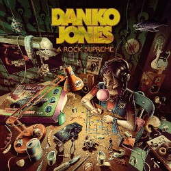 Danko Jones - A Rock Supreme - CD DIGIPAK