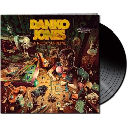 Danko Jones - A Rock Supreme - LP Gatefold