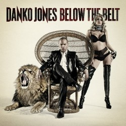 Danko Jones - Below The Belt - CD