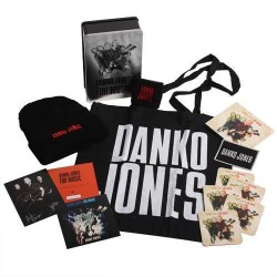 Danko Jones - Fire Music - CD BOXSET