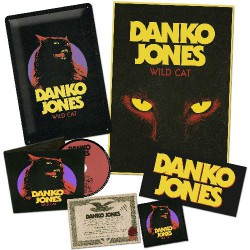 Danko Jones - Wild Cat - BOX COLLECTOR