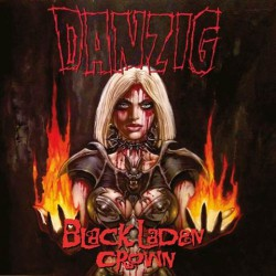 Danzig - Black Laden Crown - LP Gatefold