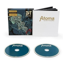 Dark Tranquillity - Atoma [LTD edition] - 2CD DIGIBOOK SLIPCASE