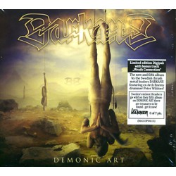 Darkane - Demonic Art - CD DIGIPAK