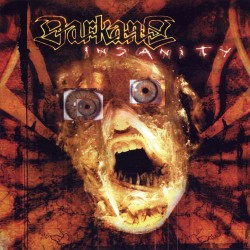 Darkane - Insanity - CD
