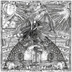 Darkened Nocturn Slaughtercult - Mardom - CD