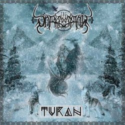 Darkestrah - Turan - CD DIGIPAK