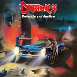 Darkness - Defenders Of Justice - CD SLIPCASE