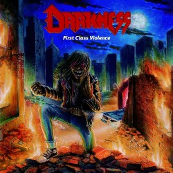 Darkness - First Class Violence - CD