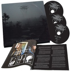 Darkthrone - Black Death And Beyond - 3CD ARTBOOK