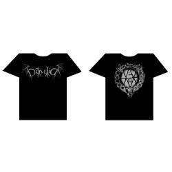 Darvulia - Logo + Sigil - T-shirt (Men)