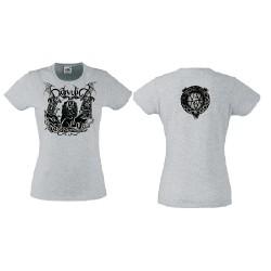 Darvulia - Noeud de Sorcières - T shirt girlie