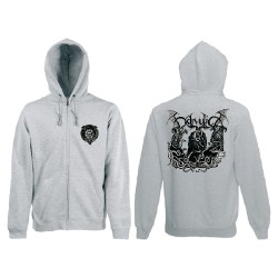 Darvulia - Noeud de Sorcières - Hooded Sweat Shirt Zip