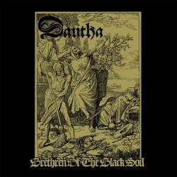 Dautha - Brethren Of The Black Soil - DOUBLE LP GATEFOLD COLOURED