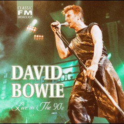 David Bowie - Live In The 90s - CD