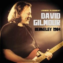 David Gilmour - Berkeley 1984 - DOUBLE CD