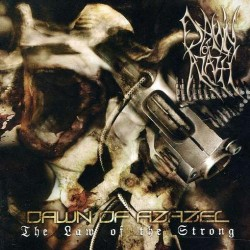 Dawn Of Azazel - The Law Of The Strong - CD