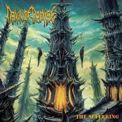 Dawn Of Demise - The Suffering - CD