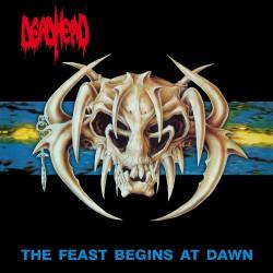 Dead Head - The Feast Begins At Dawn - DOUBLE CD