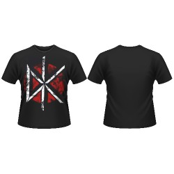Dead Kennedys - Distressed DK Logo - T-shirt (Men)
