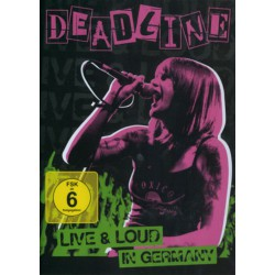 Deadline - Live & Loud In Germany - DVD