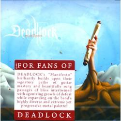 Deadlock - Manifesto - CD