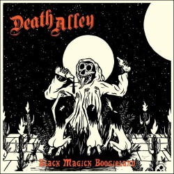 Death Alley - Black Magick Boogieland - LP