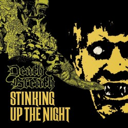 Death Breath - Stinking Up The Night - LP GATEFOLD + CD