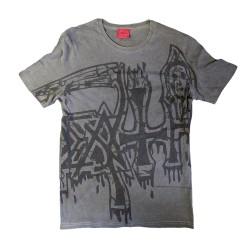 Death - Large Logo - Black - T-shirt (Men)