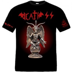 Death SS - The Horned God Of The Witches - T-shirt (Men)